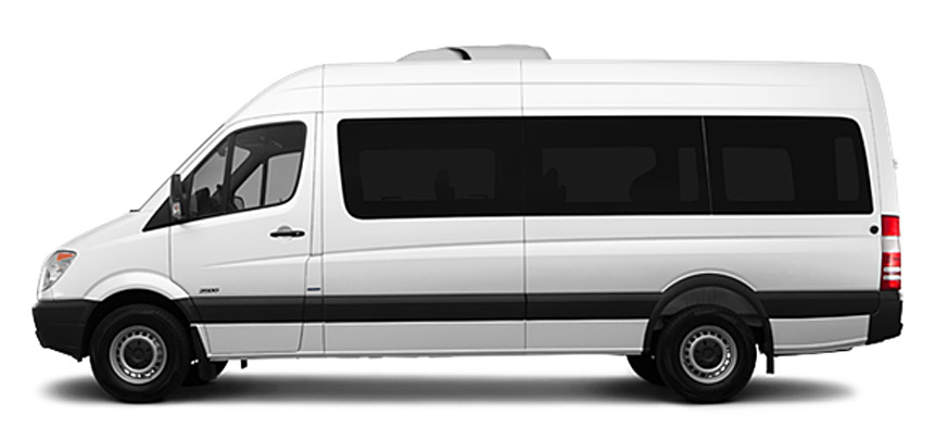 mercedes sprinter hire