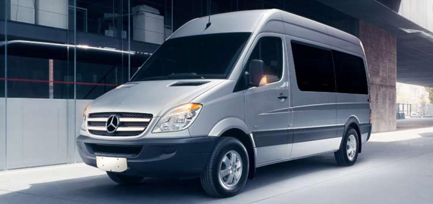 merc sprinter hire