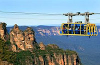 Blue Mountain Cable Car